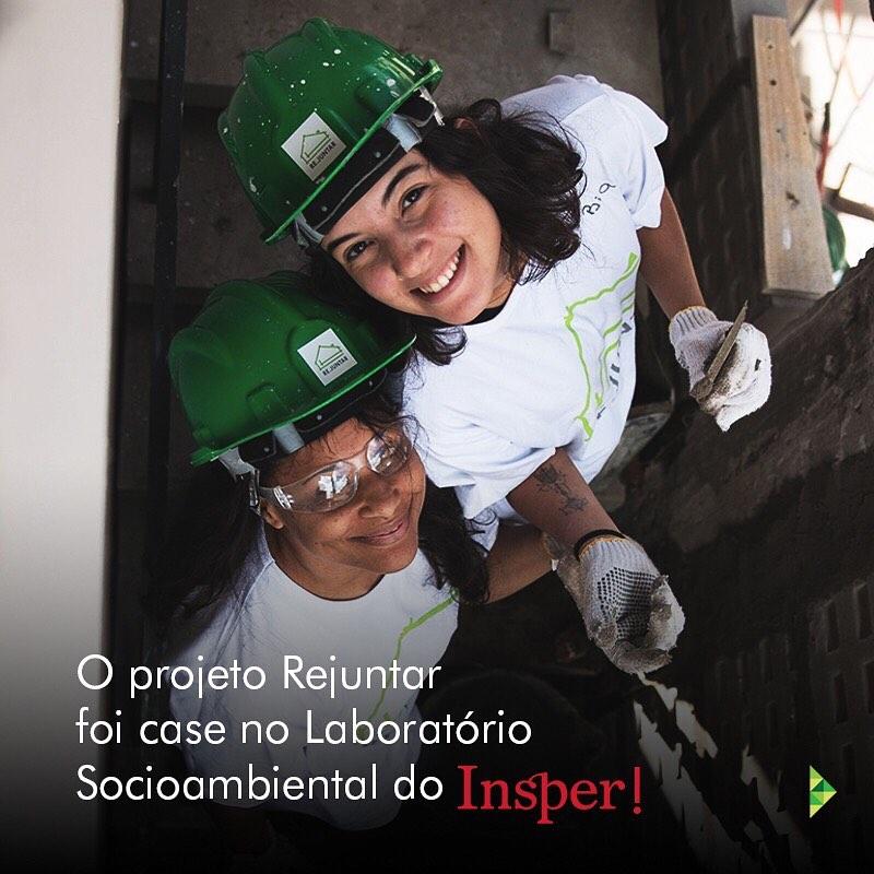 Projeto foi case em curso do Insper