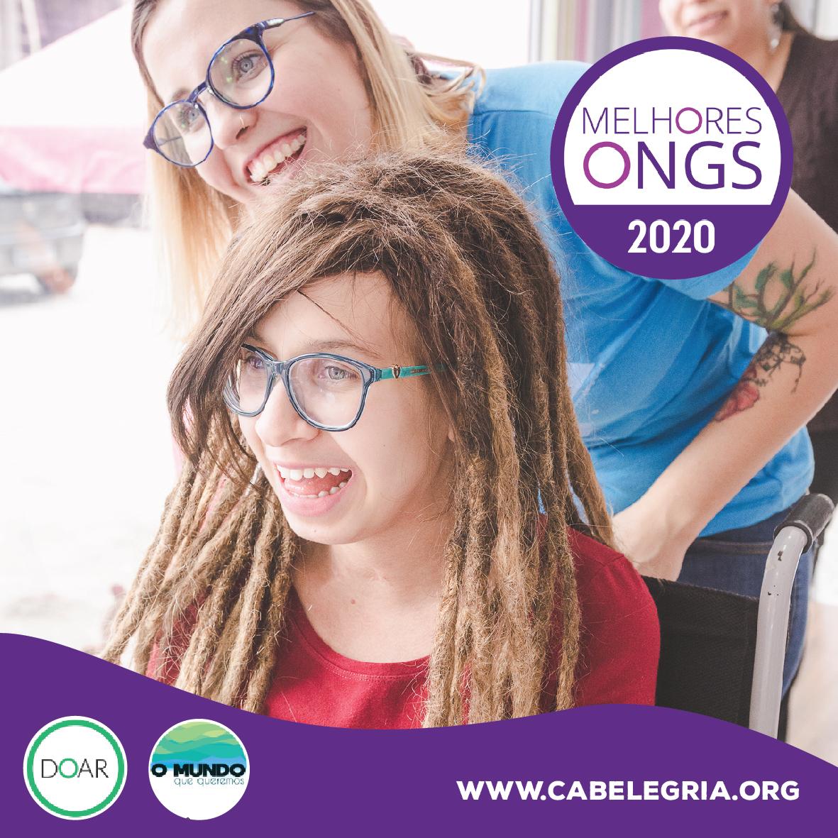 Melhores ONGs 2020