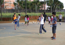 Atividade esportiva - antes da pandemia