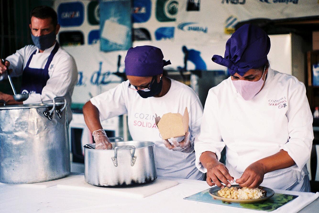 Cozinha Solidária