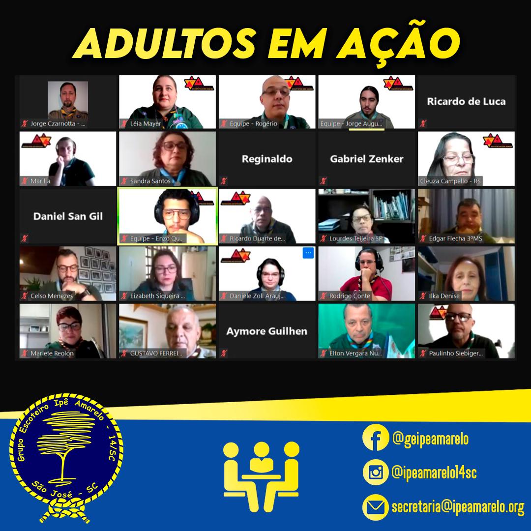 Cursos dos Adultos Voluntários