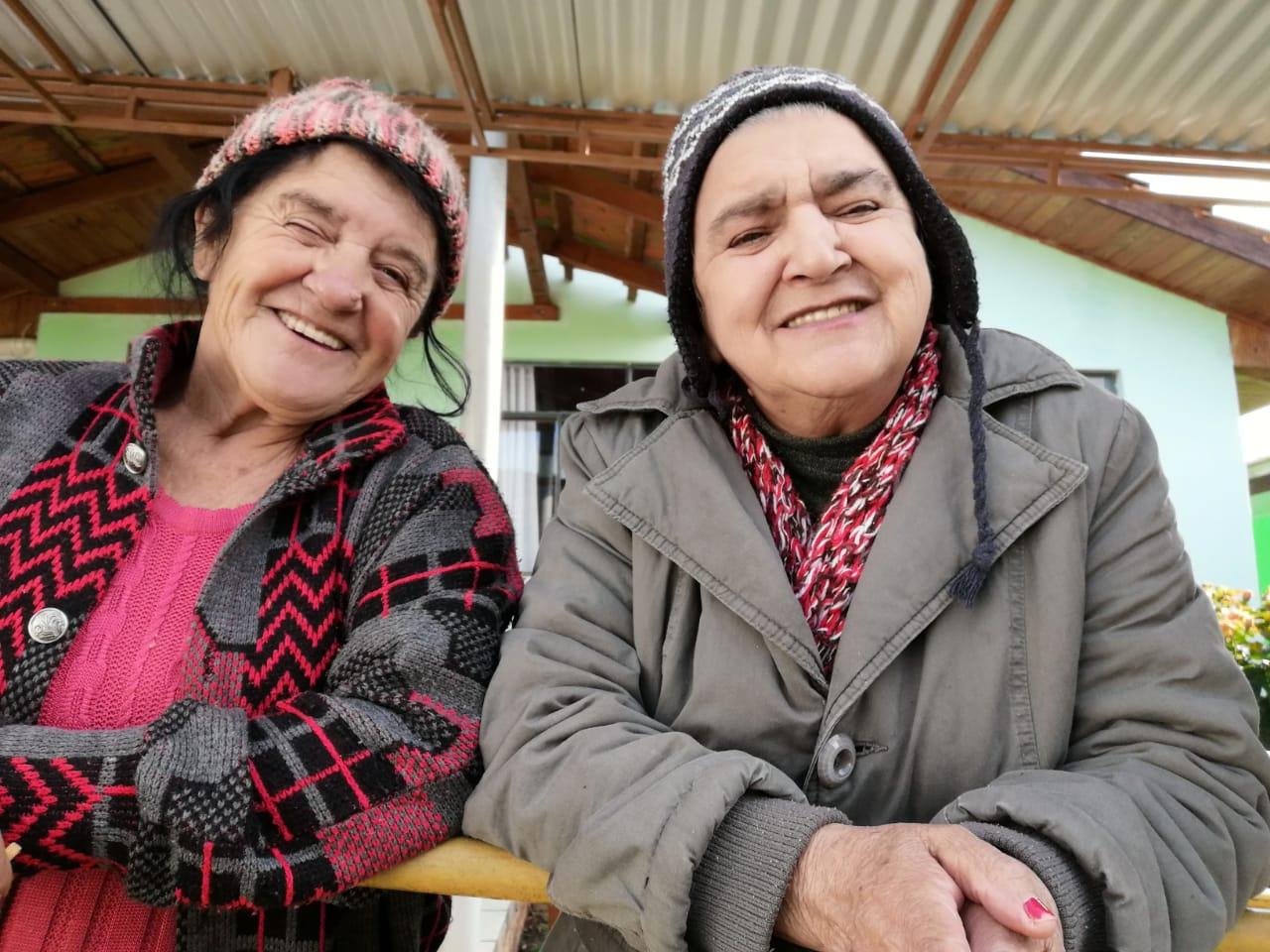 Antonia e Conceição