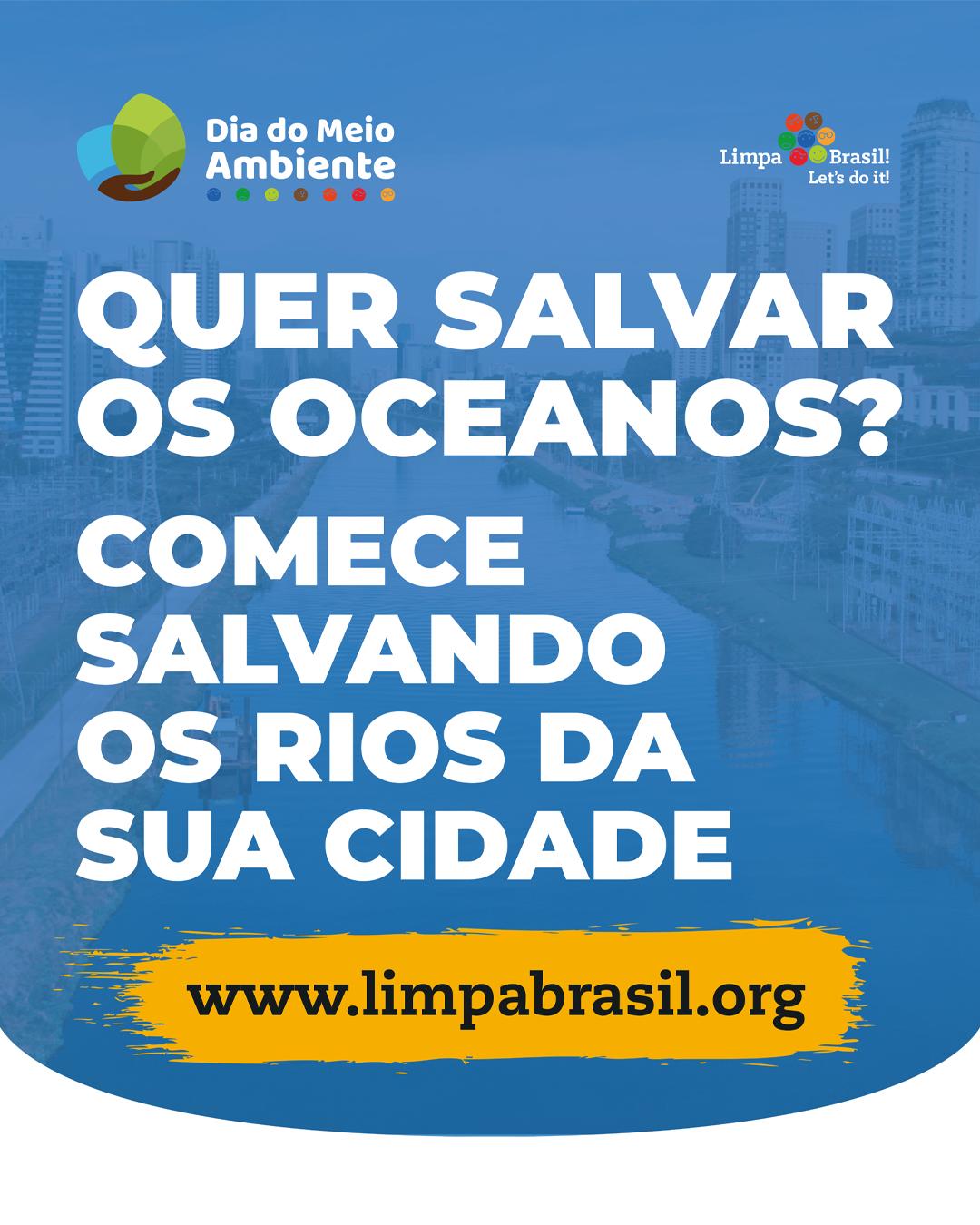 Dia Mundial do Meio Ambiente e Oceanos