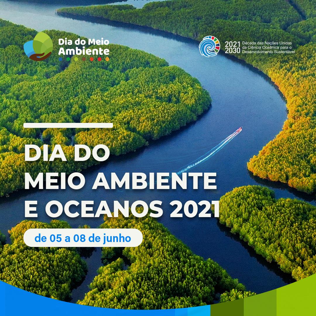 Comemoração Dia Mundial do Meio Ambiente