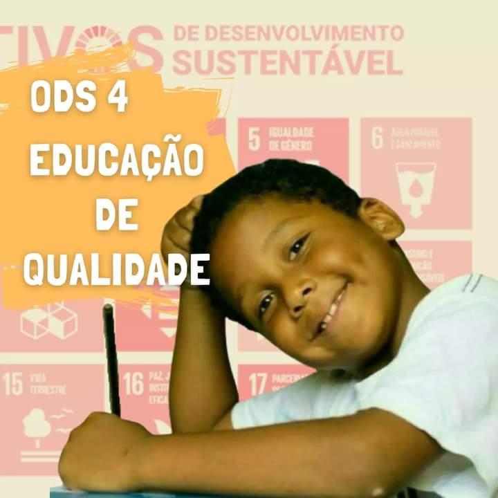 TODA TRANSFORMAÇÃO PASSA PELA EDUCAÇÃO