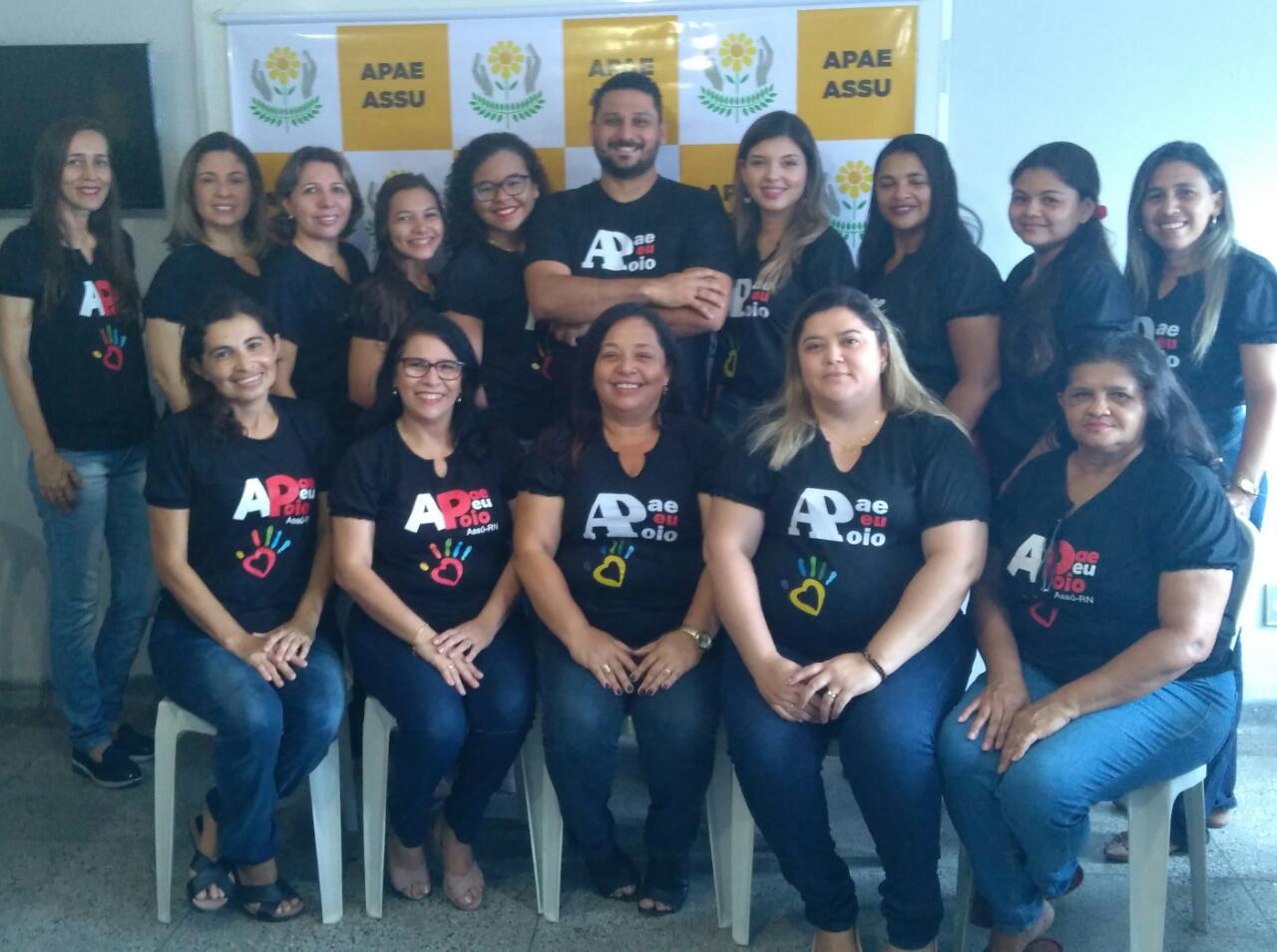 Equipe APAE Assu - Rio Grande do Norte