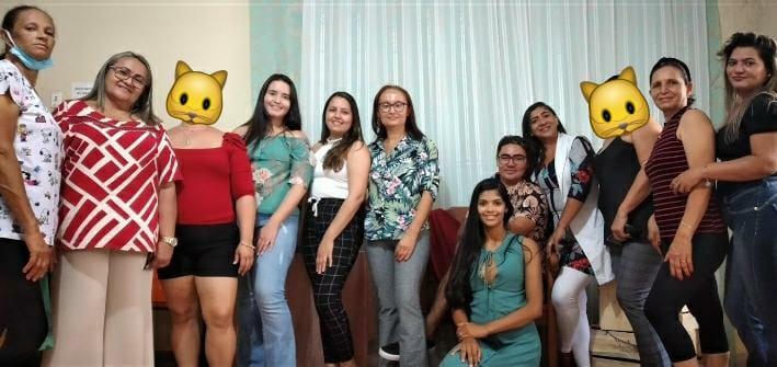 Equipe Casa do Idoso Sagrado Coração de Jesus