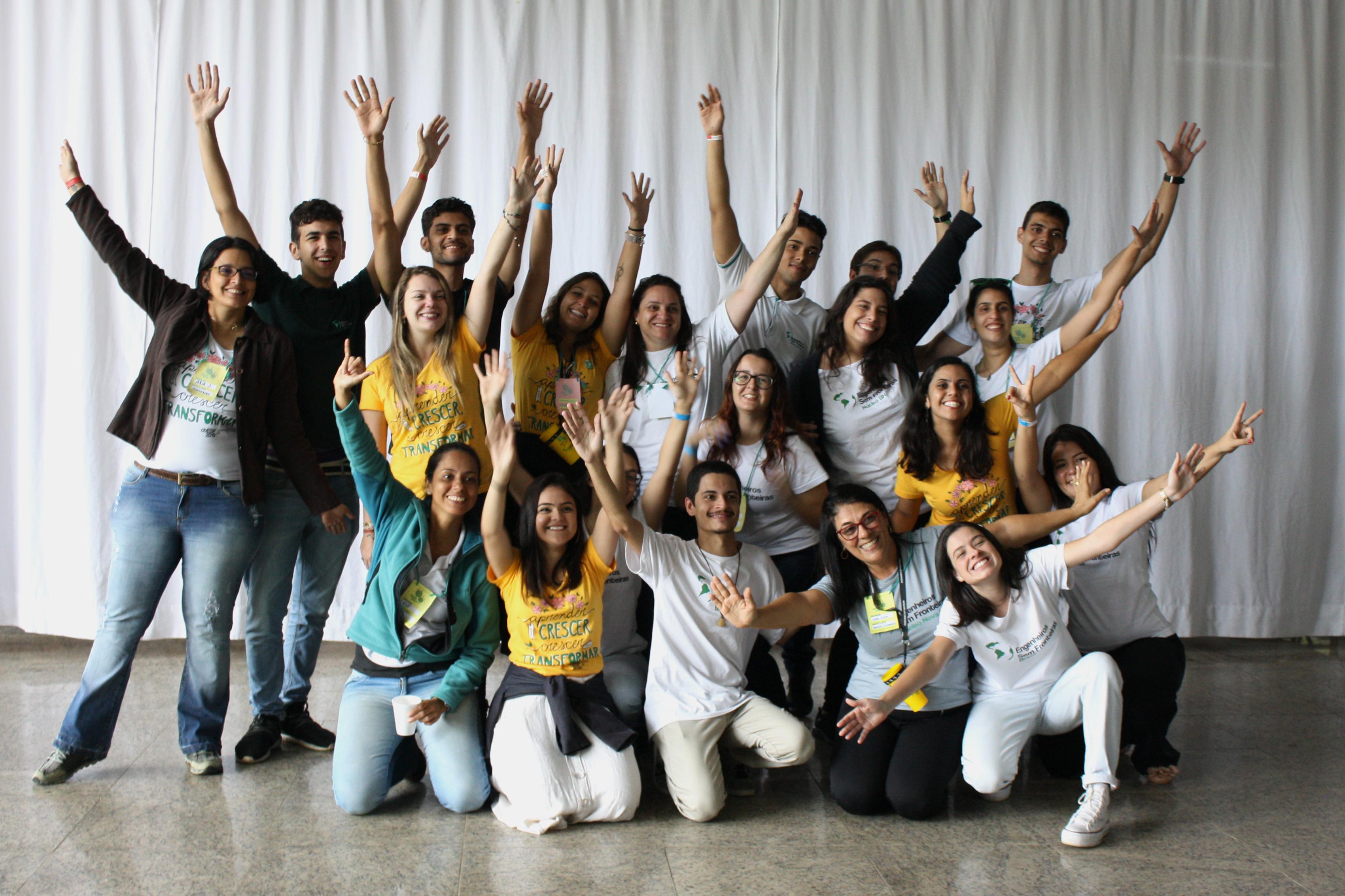 Equipe Engenheiros Sem Fronteiras - Brasil