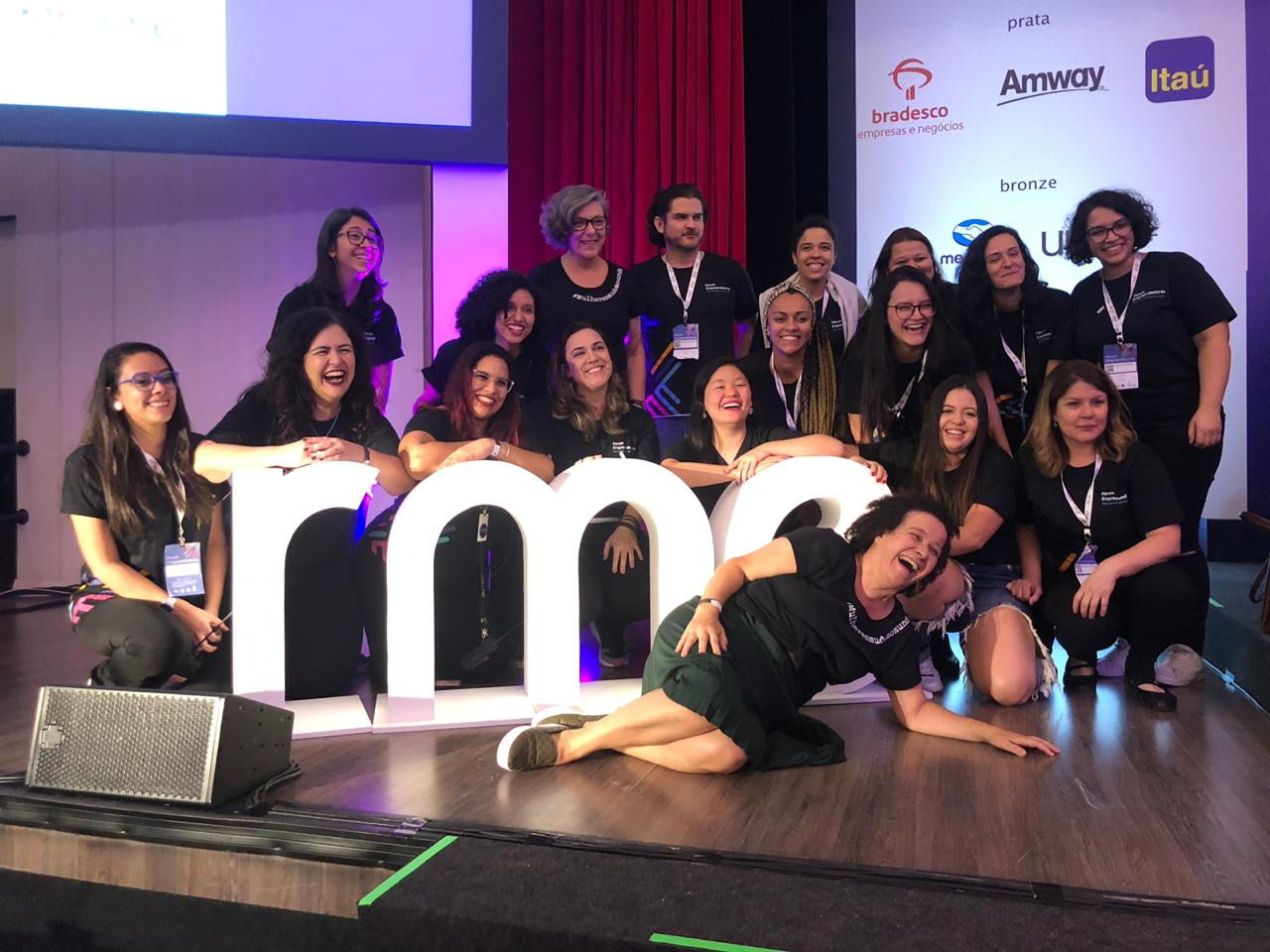 Equipe Instituto Rede Mulher Empreendedora