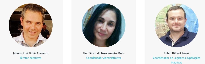 Equipe Associação MarBrasil