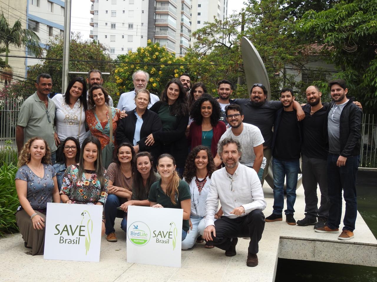 Equipe SAVE Brasil