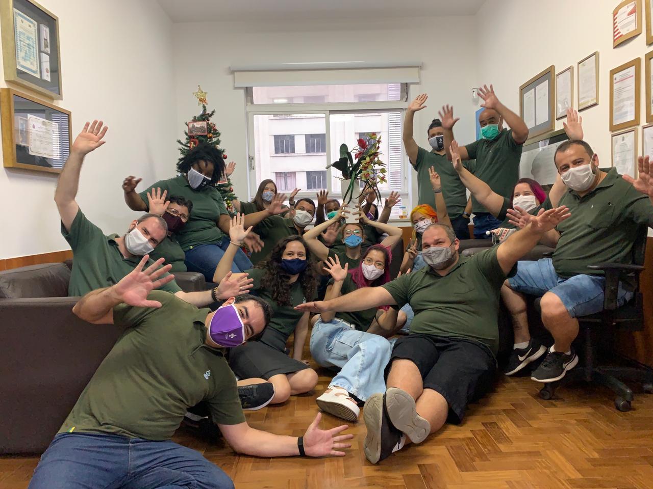 Equipe União dos Escoteiros do Brasil  -  Região São Paulo